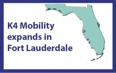 K4 Mobility expands presence in Miami/Fort Lauderdale